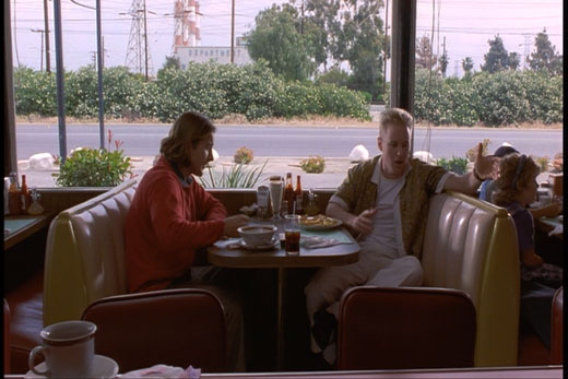 Bottle Rocket Diner