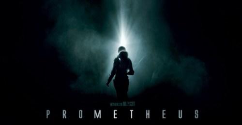 Prometheus Poster Art Courtesy of 20th Century Fox