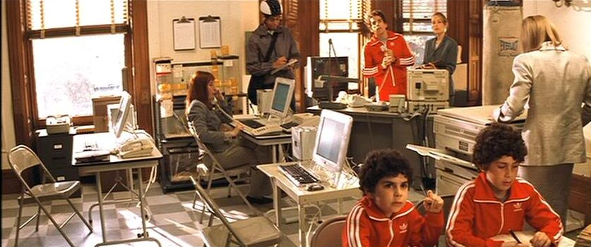 THE ROYAL TENENBAUMS / Wes Anderson Production Design