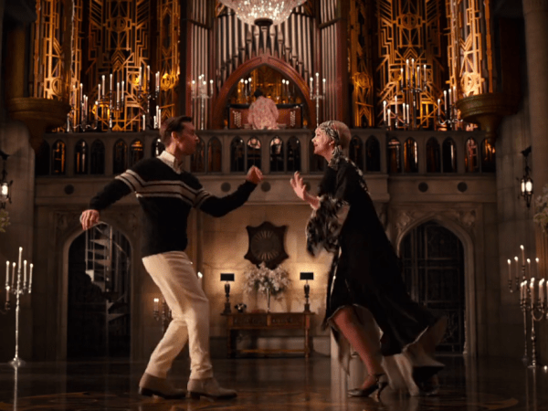The Great Gatsby dancing scene nominated for the 86th Academy Awards Oscars