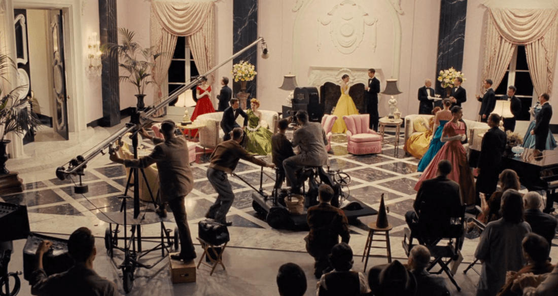 Hail Caesar! / Production Designer: Jess Gonchor / Film Art Department