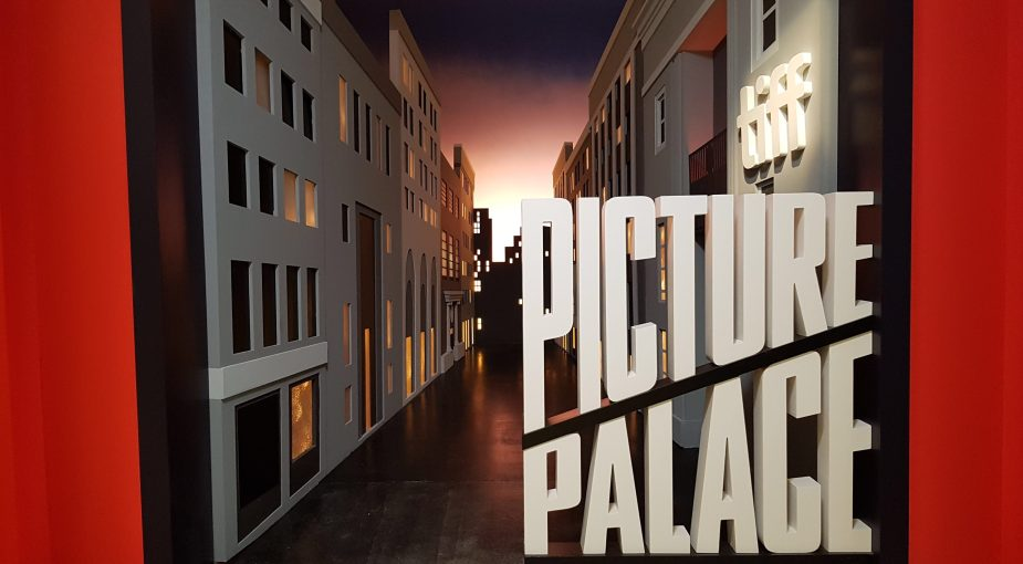 TIFF Picture Palace- Forced Perspective Buildings