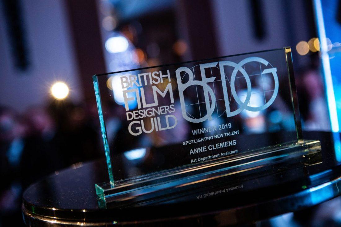 2021 BFDG Awards | British Film Designers Guild Production Design Awards