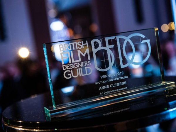 2021 BFDG Awards | British Film Designers Guild Production Design Awards