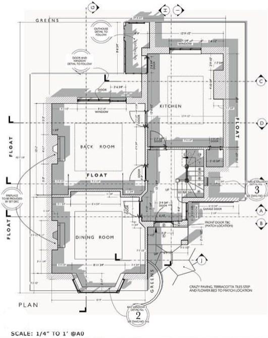Int. Reggie's House Floorplan