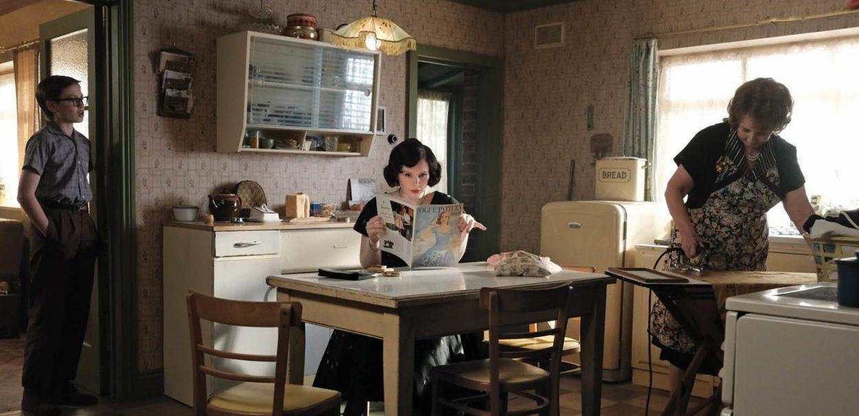Int. Reggie's House- Kitchen