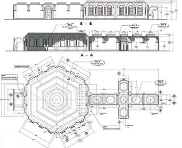 Int. Hallway & Therapy Room Floorplan