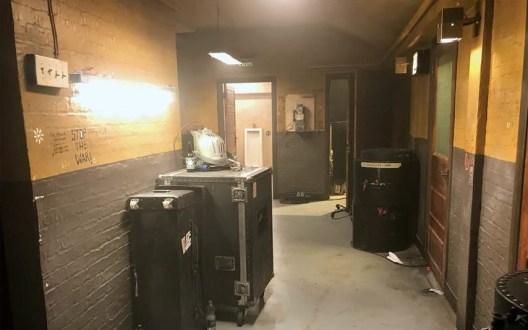 Int. Troubadour Backstage Hallway Set Still