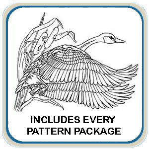 Includes Every Pattern Package