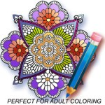 Henna Tattoo coloring patterns