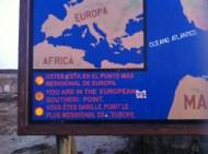 European southern point