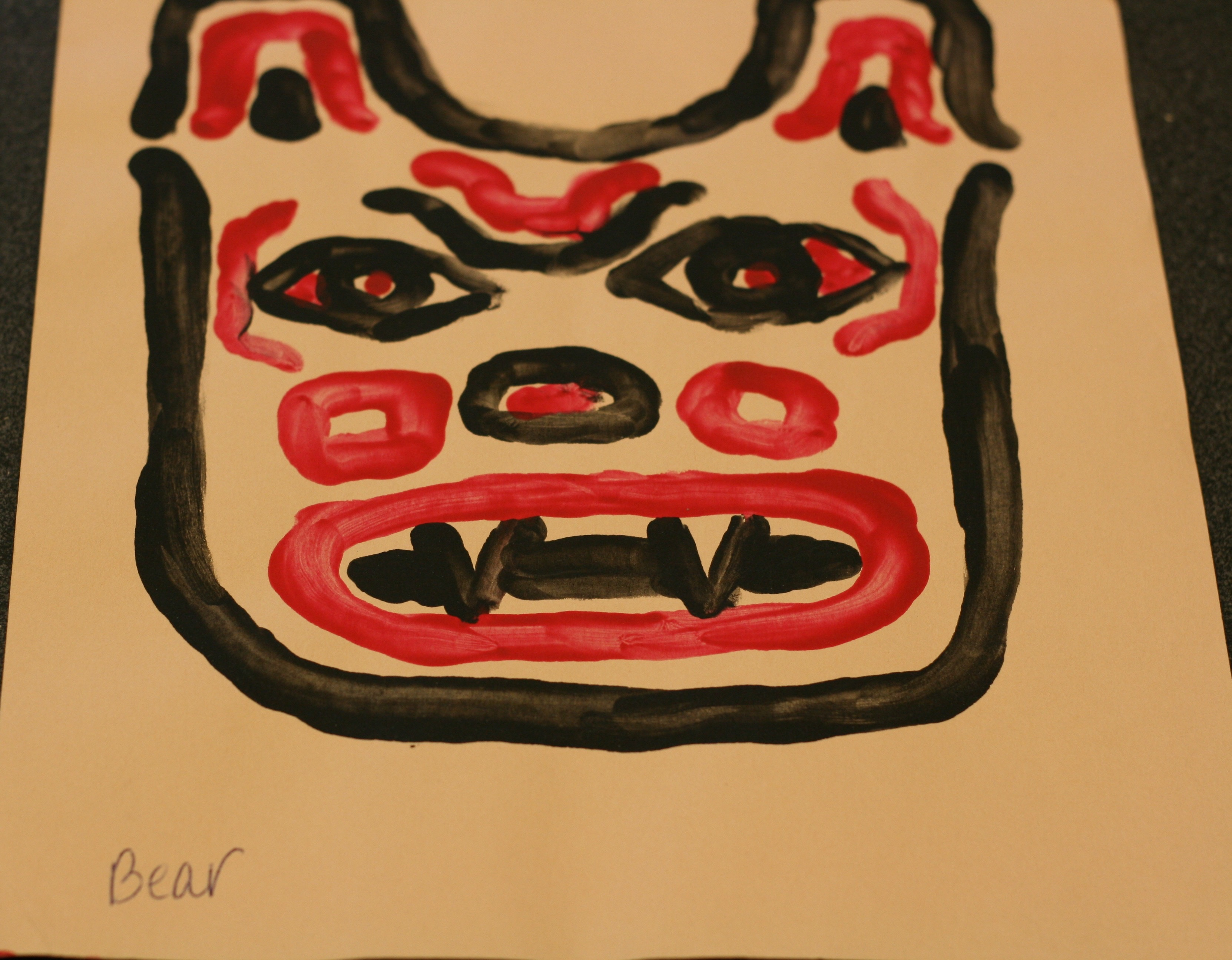 Packet 9 Northwest Coast Native American Art Evergreen