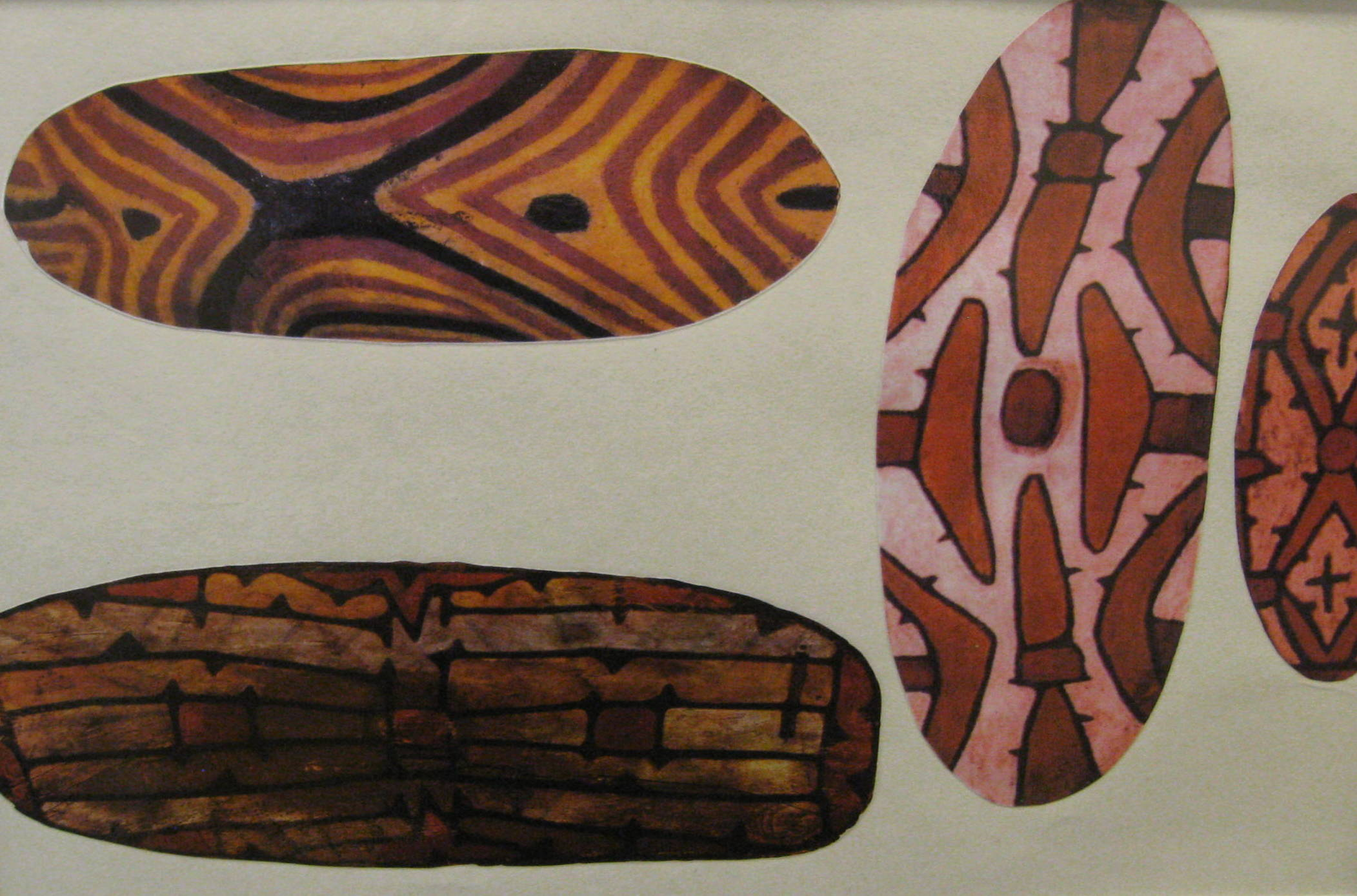 Aboriginal Art Working With Pattern Worksheet Answers