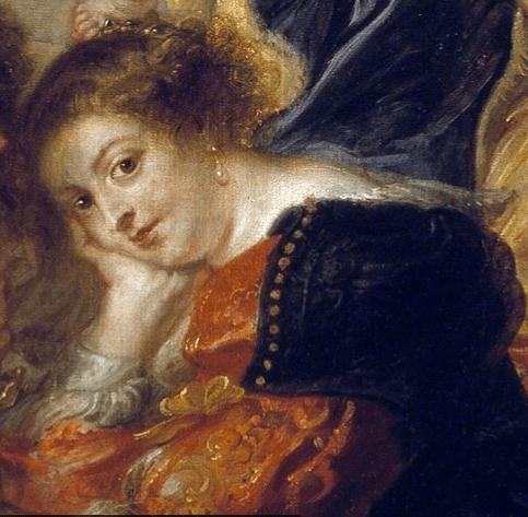 Peter Paul Rubens, The Garden of Love, c. 1633. Detail