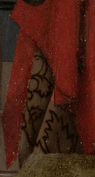 Jan Jansz Mostaert, Adoration of the Magi, c. 1520 - 1525