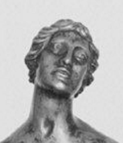 1550–60, German, Nuremberg, Bronze, Metropolitan Museum of Art, New York. Detail