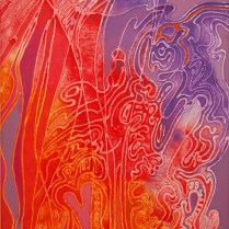 Piano, 70x50 cm, acryl, canvas, cardboard, 2007