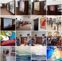 I Feria internacional de Arte en Tetuan 2014_2 - Grupo Arte 20.16