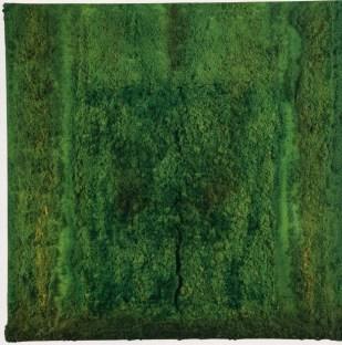 BOSCO SODI - Organic work, 2008, Tecnica mista su tela, 150x150cm