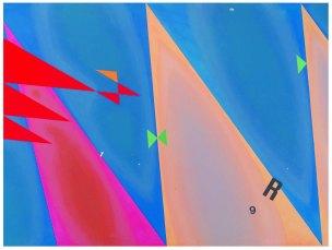 GIANLUCA SGHERRI - Senza titolo, 2008, Olio su tela, 90x120cm