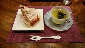 孤独なケーキ