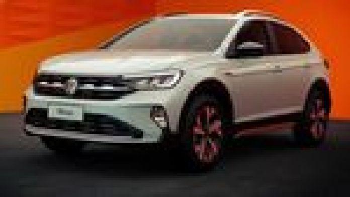 El Volkswagen Nivus llegará a fin de año a la Argentina. Foto: VW.