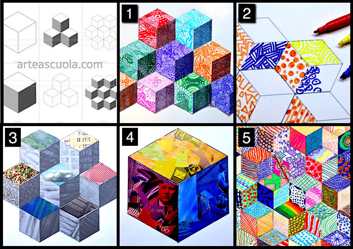 The Cube Worksheets And 5 Suggestions