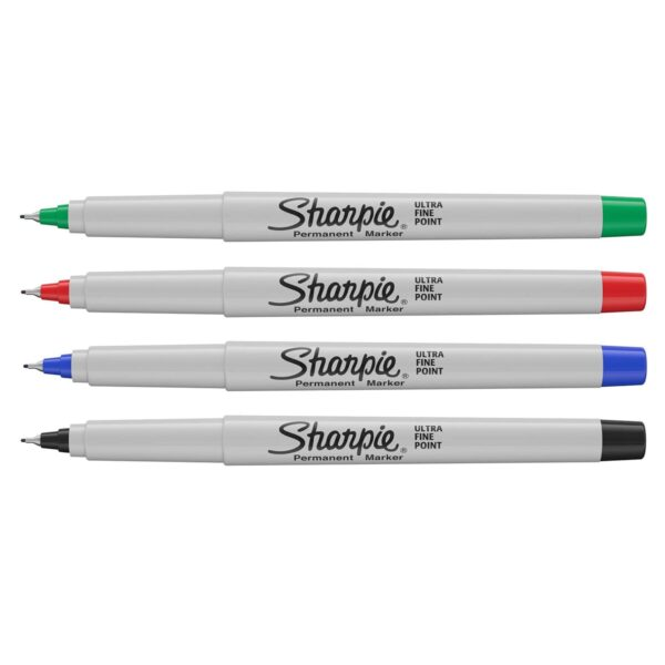 Sharpie ultra Fine 4Tips