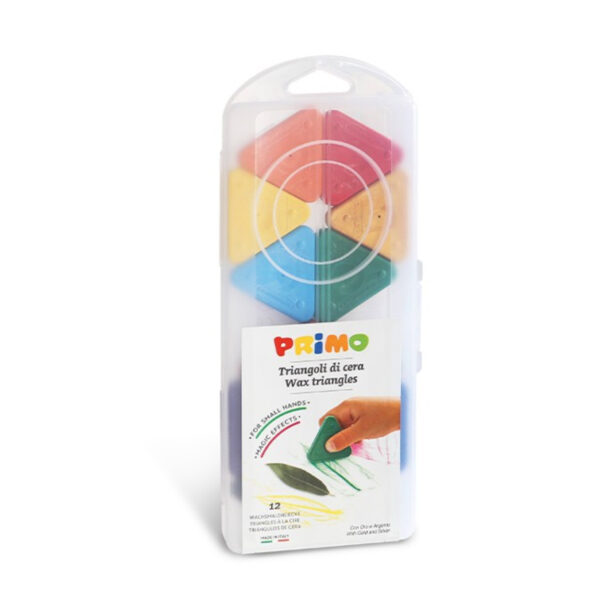 triangular crayons