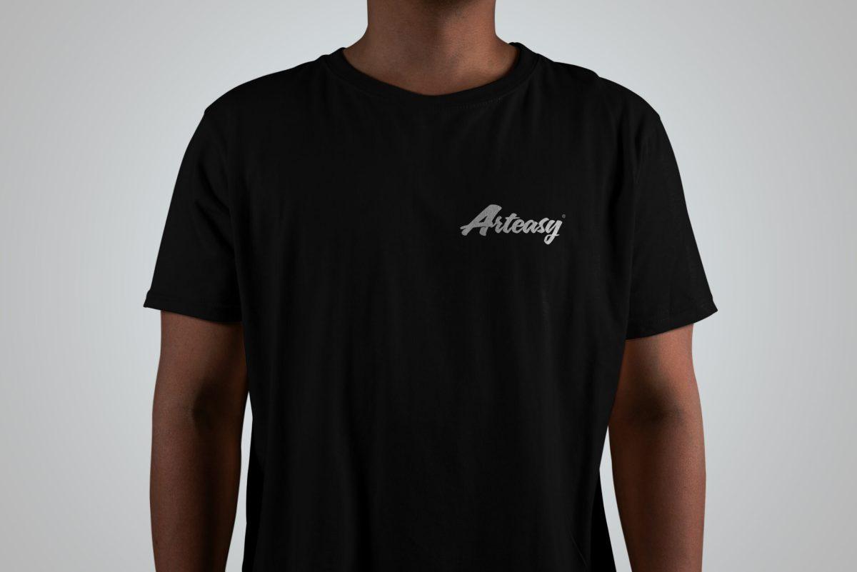 arteasy tee shirt