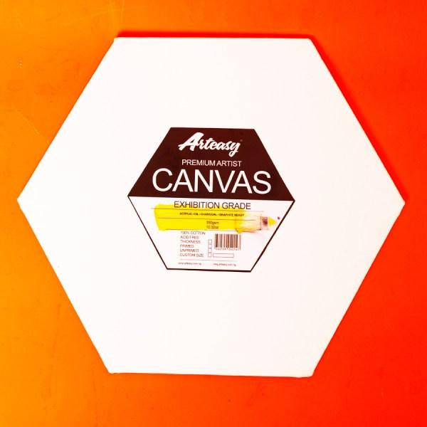 Arteasy apremium canvas 6 sides