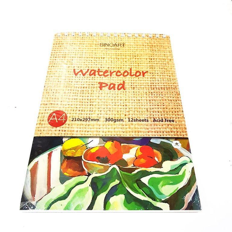 sinoart watercolour pad A4