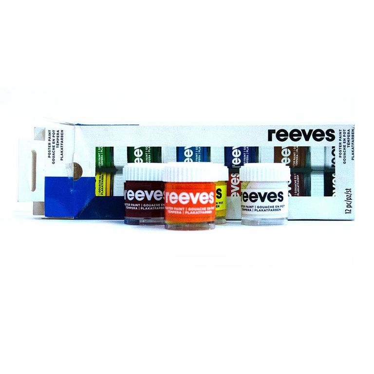 reeves poster paint