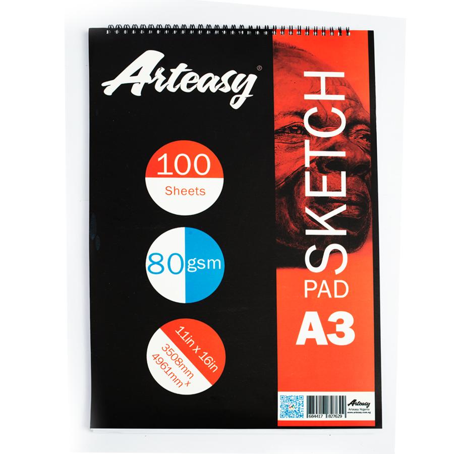 Arteasy Sketchpad 100sheets