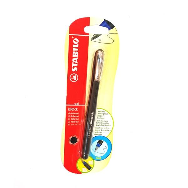 stabilo rollerball pen