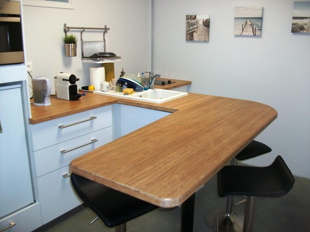 Plan De Travail Cuisine Ikea Art Eben