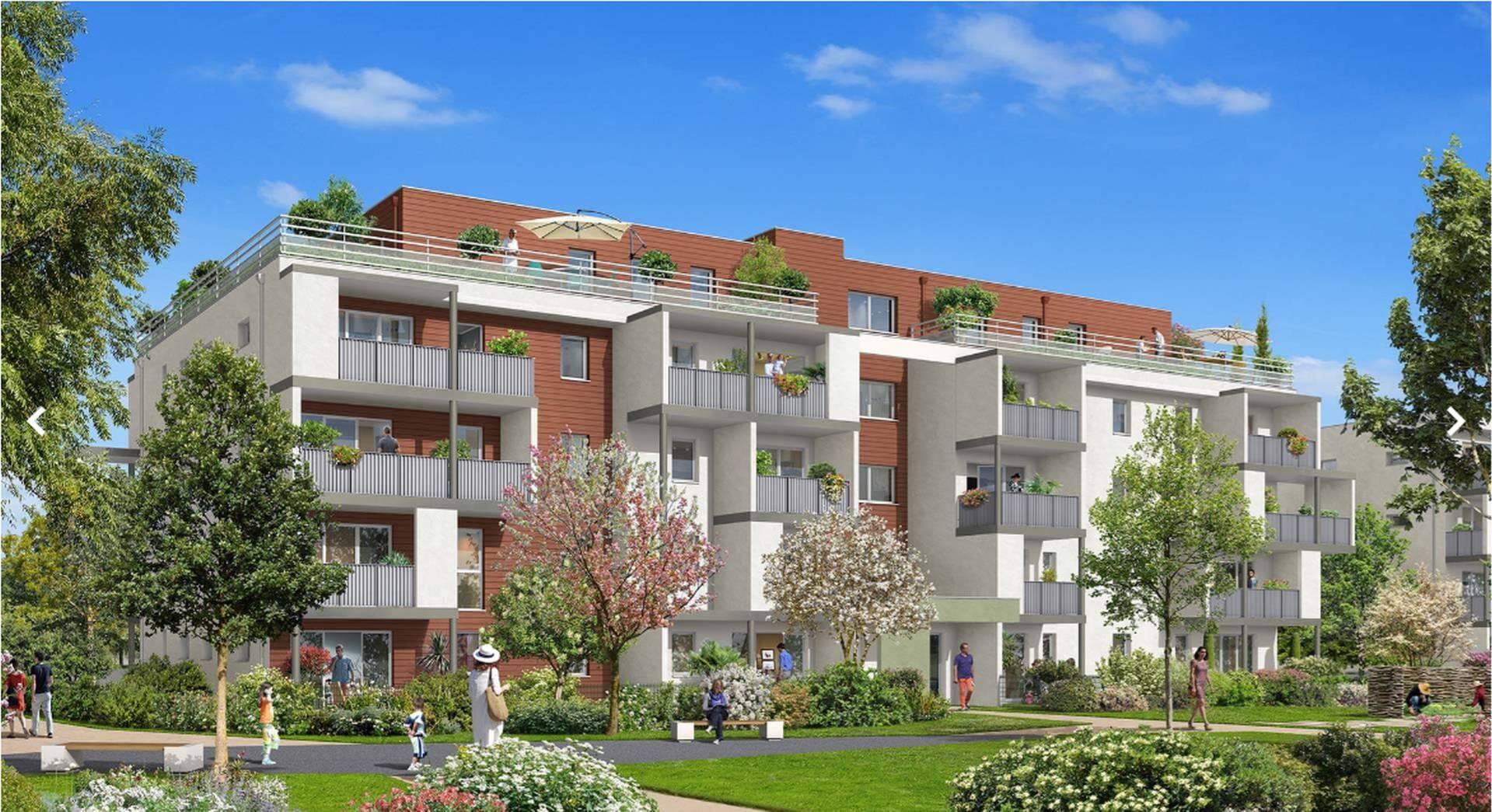 Artech-Ingénierie_Bruges_33_Construction d'un ensemble immobilier de 69 logements