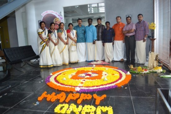 Artech Onam Celebration 2014