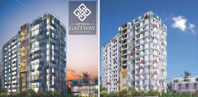 Artech Gateway Thrissur