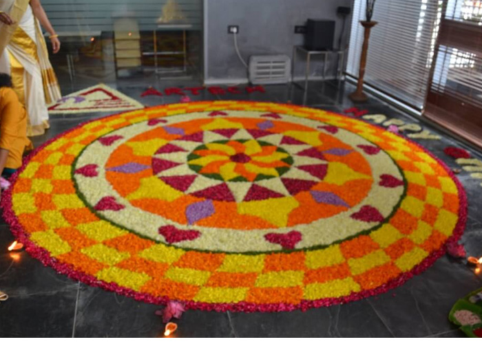 2015 Onam Celebrations @ Artech