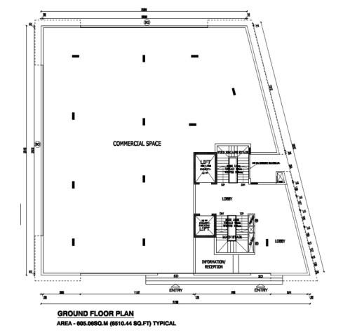 Artech Meenakshi Plaza, Thampanoor Layout
