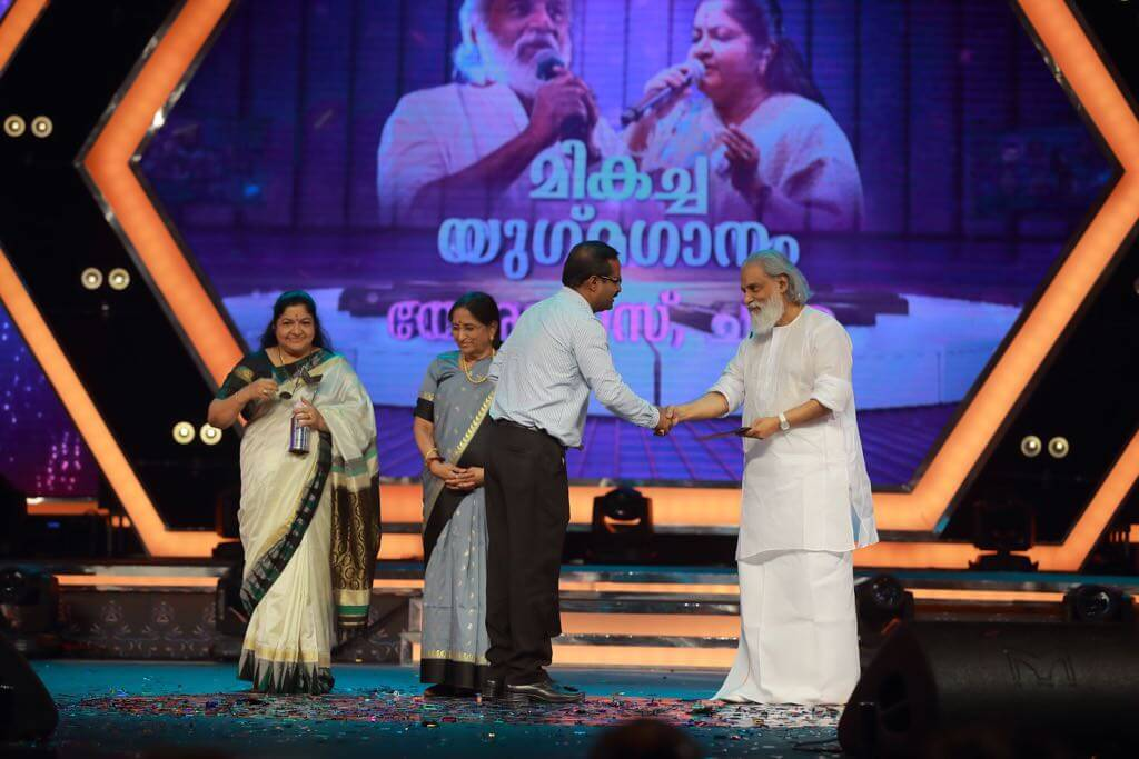 Mazhavil Mango Music Awards