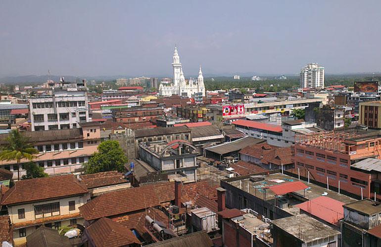 Buon Natale Thrissur.Thrissur The Rising Metro Thrissur Culture Heritage Artech