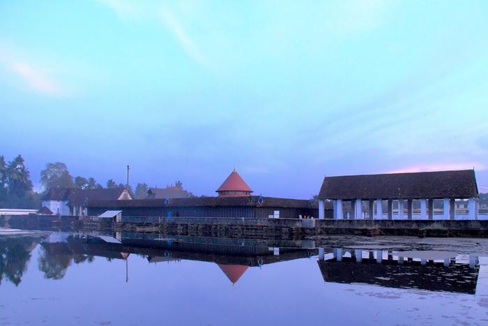 The Koodalmanikyam Temple