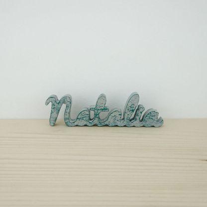 Nombre Natalia vintage
