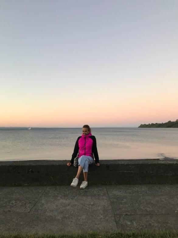 Puerto Varas al atardecer