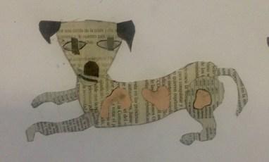 Newspaper dogs 5