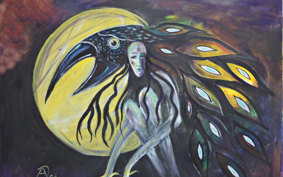 Catubodua – Keltische Kampf- und Rabengöttin