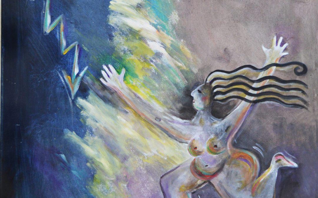 Pidray – Göttin des Lichts, des Nebels und des Regens sowie Fruchtbarkeitsgöttin in der kanaanitisch-ugaritischen Mythologie
