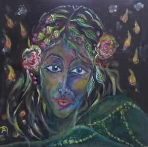 Ainé – Irisch-keltische Muttergöttin und Feenkönigin